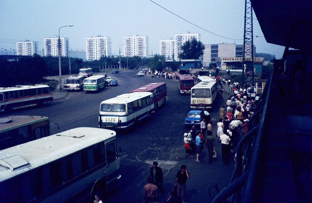 msk80 42 Москва   Сибирь   Япония в 1980 году