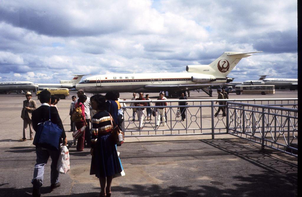 msk80 58 Москва   Сибирь   Япония в 1980 году