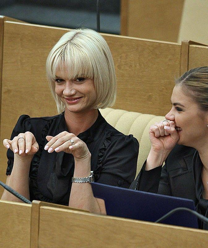 Самые сексуальные женщины-депутаты