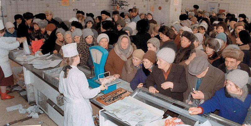 ussrnewyear09 Как готовились к Новому году в СССР