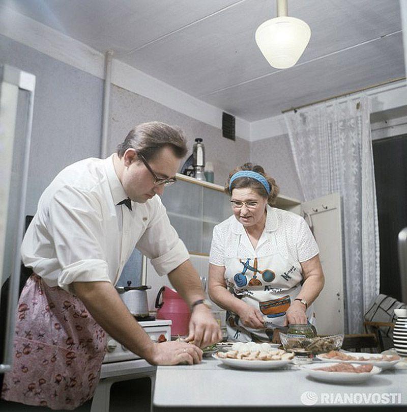 ussrnewyear10 Как готовились к Новому году в СССР