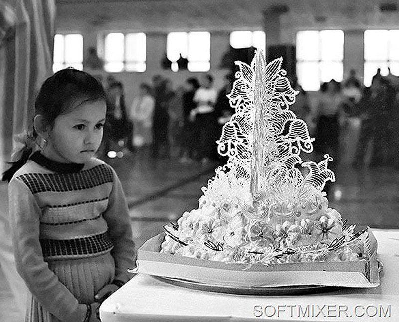 ussrnewyear12 Как готовились к Новому году в СССР