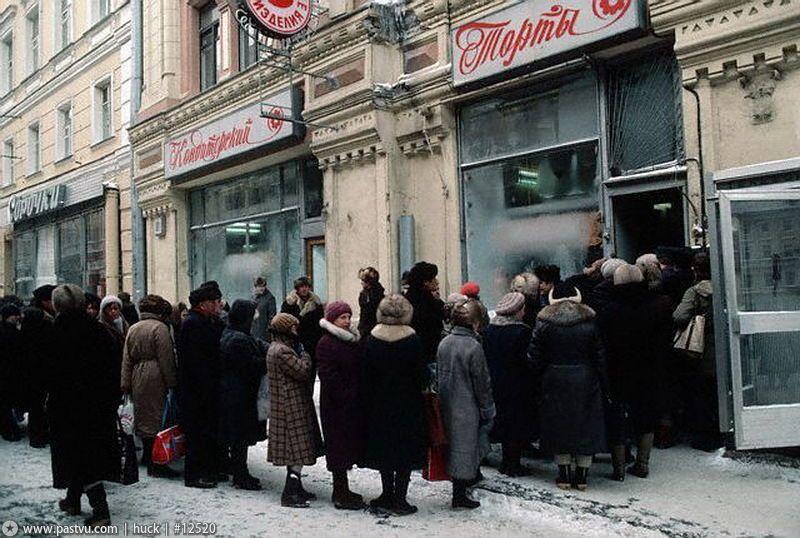 ussrnewyear13 Как готовились к Новому году в СССР
