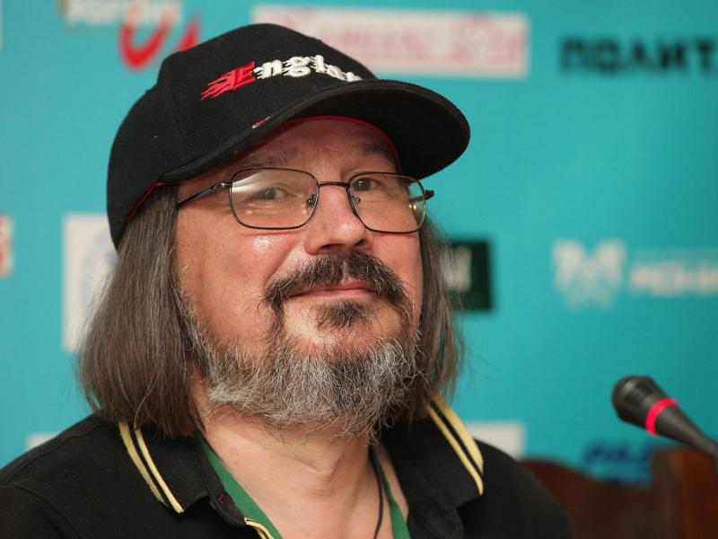 Алексей Балабанов - 18 мая 2013 года - 54 года