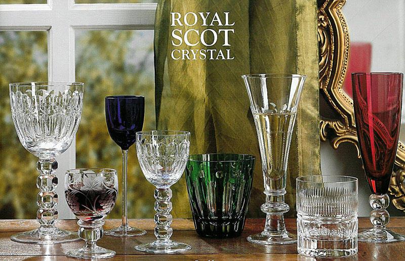 Royal Scot Crystal – британская роскошь в вашемдоме