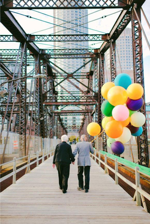 1106 Трогательная Love Story к годовщине свадьбы