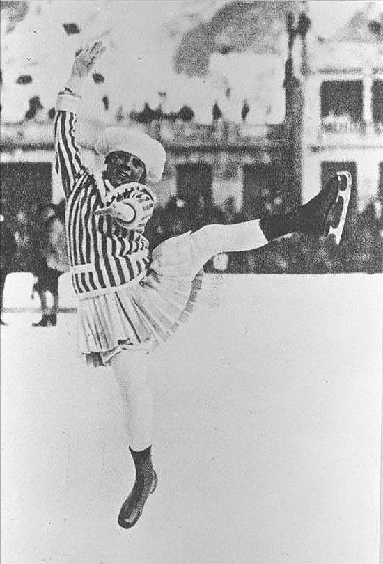 1stolympics05 Какими были первые зимние Олимпийские игры