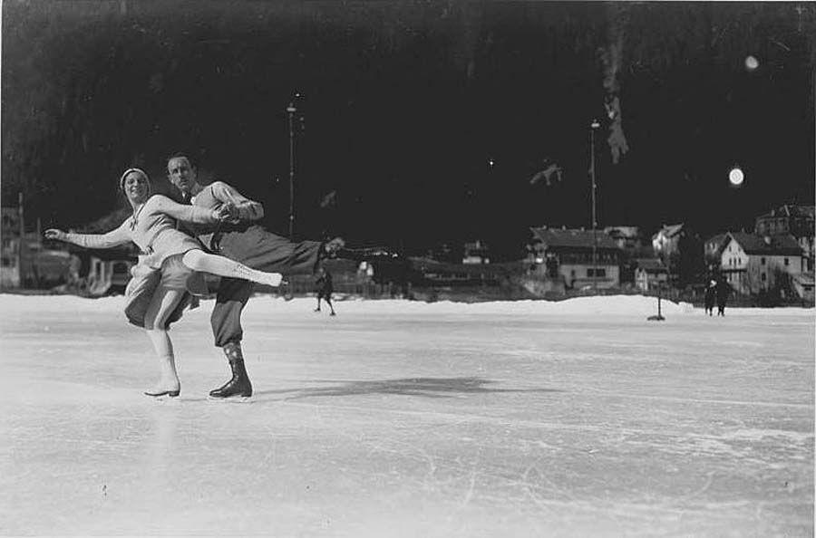 1stolympics06 Какими были первые зимние Олимпийские игры