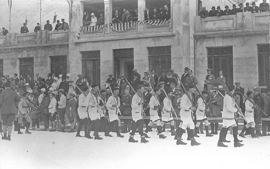 1stolympics08 Какими были первые зимние Олимпийские игры