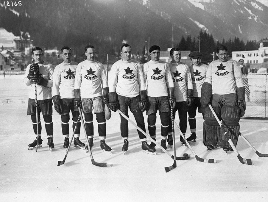 1stolympics10 Какими были первые зимние Олимпийские игры