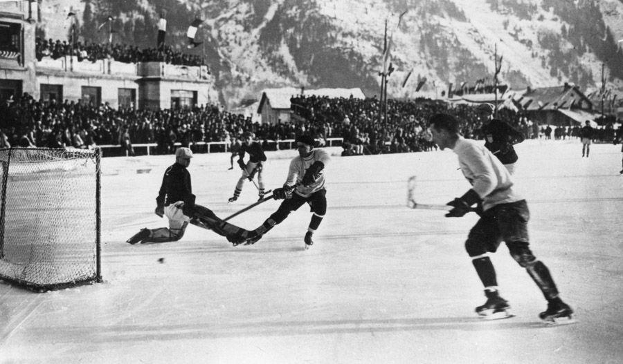 1stolympics11 Какими были первые зимние Олимпийские игры
