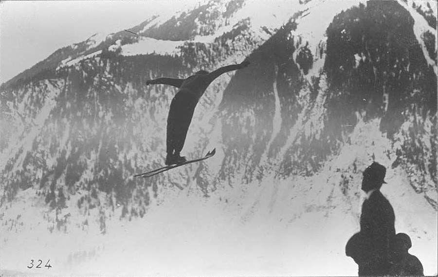 1stolympics12 Какими были первые зимние Олимпийские игры