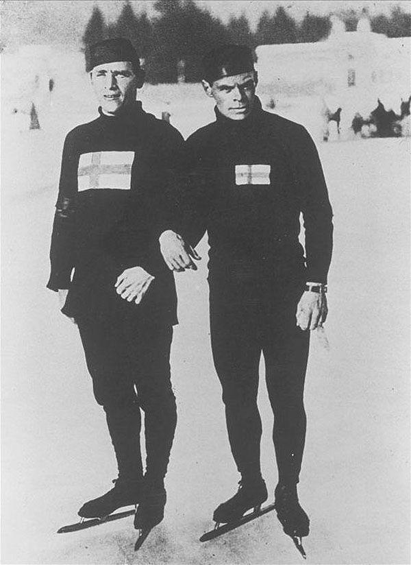 1stolympics15 Какими были первые зимние Олимпийские игры