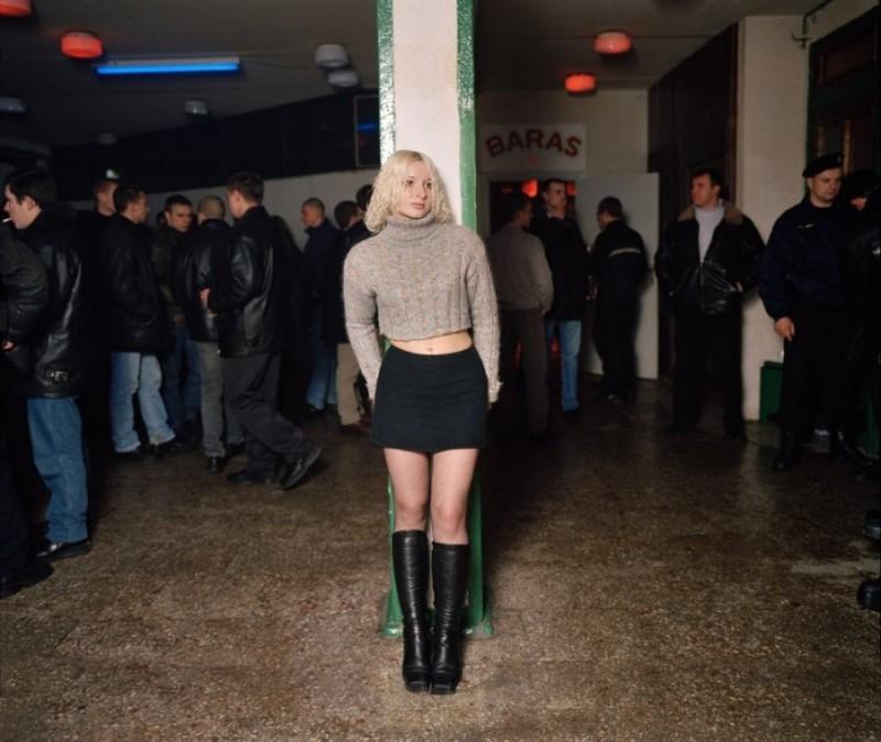 Литовцы обиделись на фотопроект о сельских дискотеках