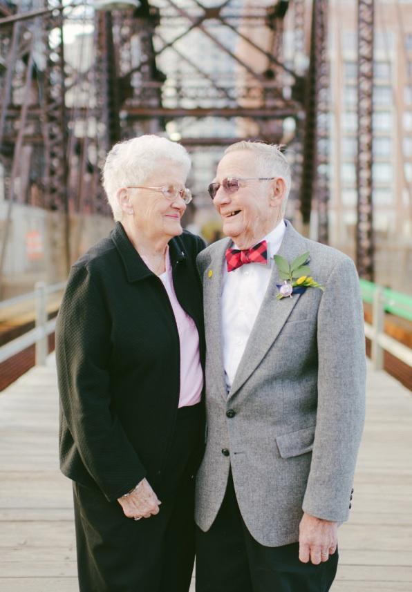 546 Трогательная Love Story к годовщине свадьбы
