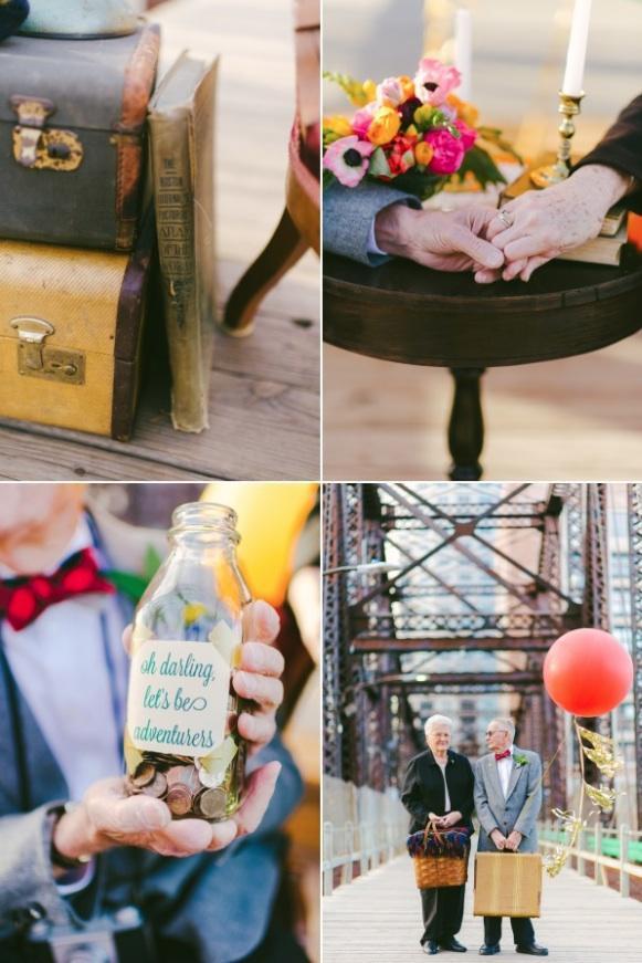 639 Трогательная Love Story к годовщине свадьбы