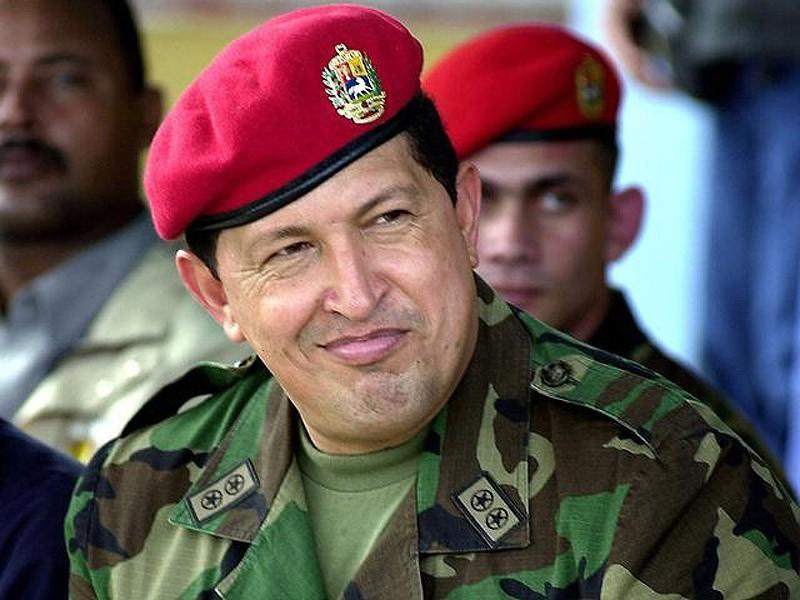 Уго Чавес - 5 марта 2013 года - 58 лет