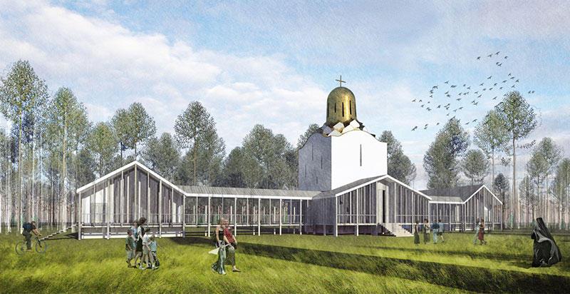 74614 original Как могут выглядеть православные церкви в будущем