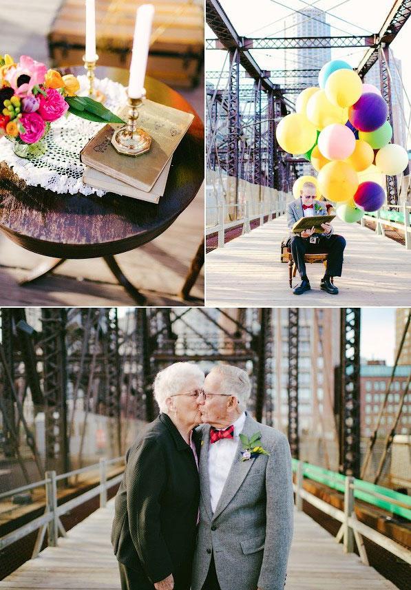 836 Трогательная Love Story к годовщине свадьбы