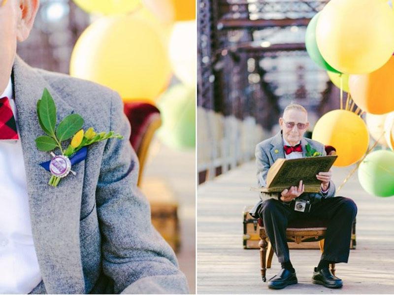 932 Трогательная Love Story к годовщине свадьбы