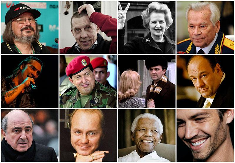 BIGPIC215 Знаменитые люди, которые ушли из жизни в 2013 году