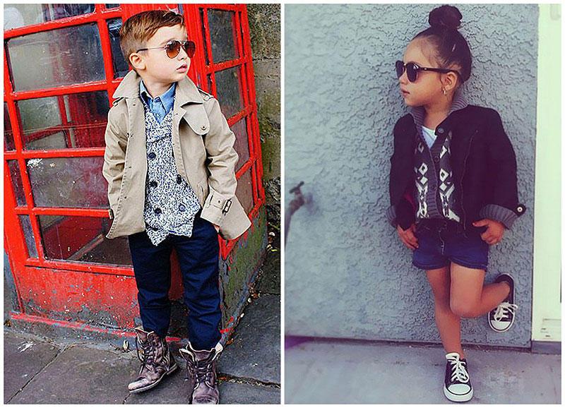 BIGPIC220 Дети, которые одеты лучше чем ты