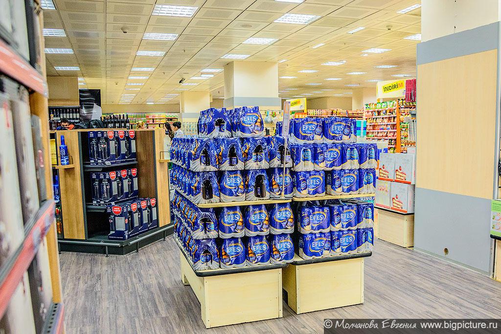 Законы по покупке и употреблению пива в Турции не такие строгие как в Европе или Америке. Пиво можно купить во многих магазинах, ресторанах и кафе. Но все же пить алкогольные напитки, в том числе и пиво в общественных местах считается некультурно.
