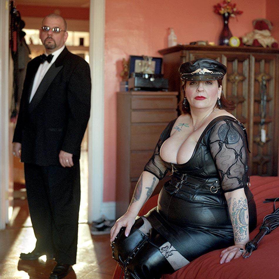Fetlife09 Жители Нью Йорка с сексуальными фетишами