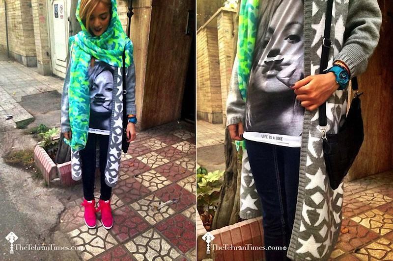 IranianDressCode02 Как выглядят стильные девушки Ирана