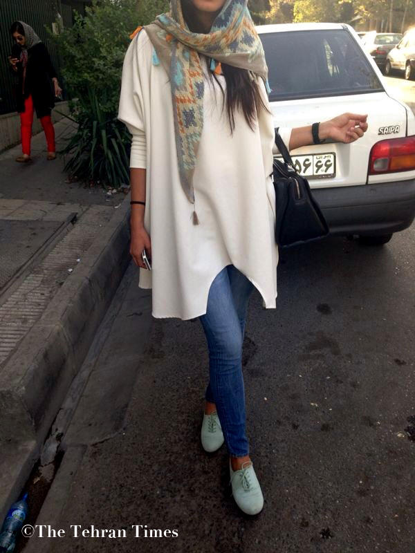 IranianDressCode08 Как выглядят стильные девушки Ирана