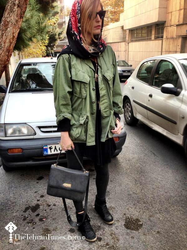 IranianDressCode09 Как выглядят стильные девушки Ирана