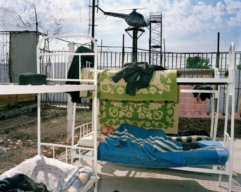 Keyzer02 Сибирская тюрьма в объективе бельгийского фотографа