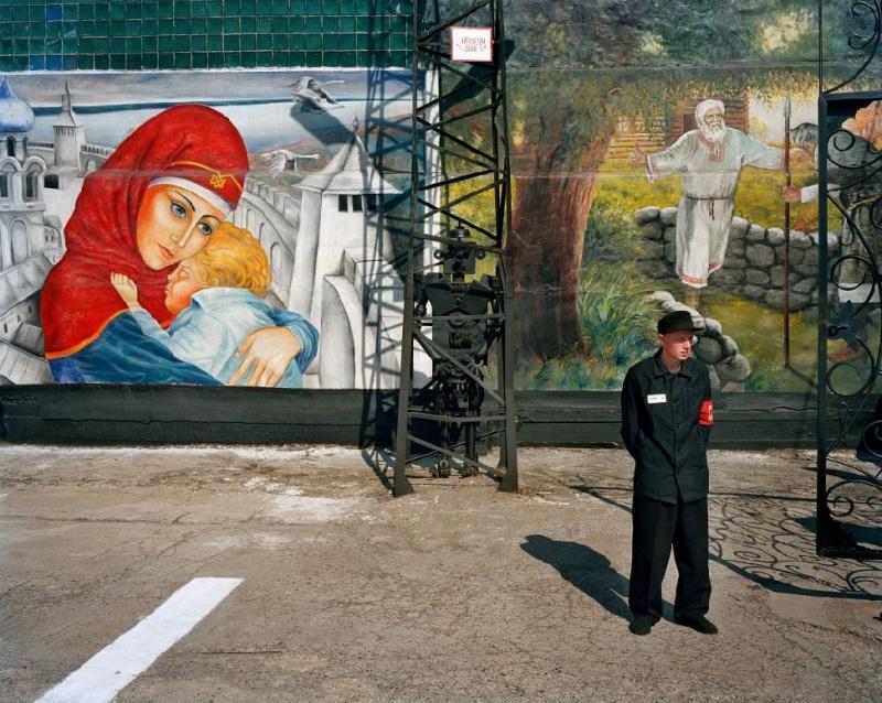Keyzer03 Сибирская тюрьма в объективе бельгийского фотографа