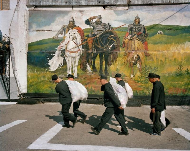 Keyzer04 Сибирская тюрьма в объективе бельгийского фотографа