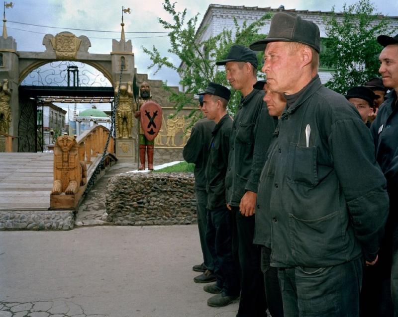 Keyzer05 Сибирская тюрьма в объективе бельгийского фотографа