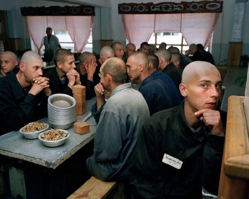 Keyzer07 Сибирская тюрьма в объективе бельгийского фотографа