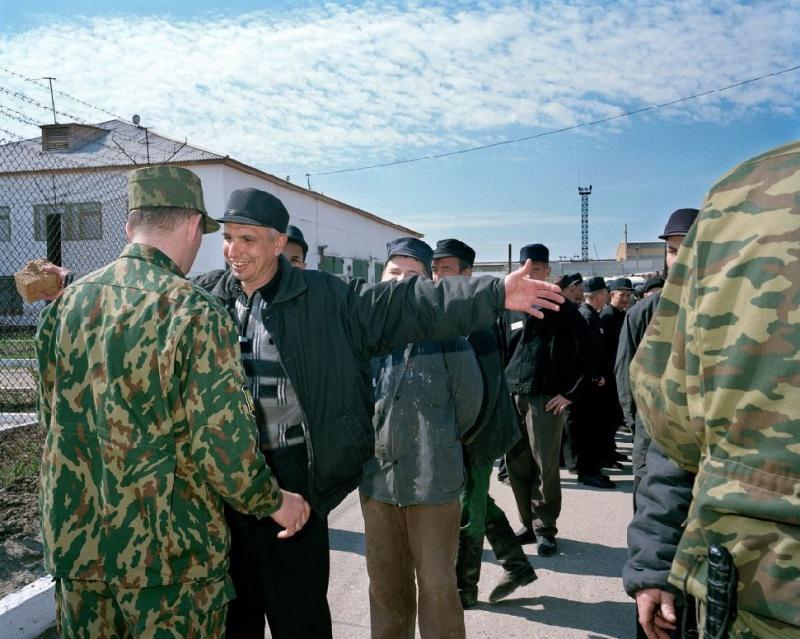 Keyzer11 Сибирская тюрьма в объективе бельгийского фотографа