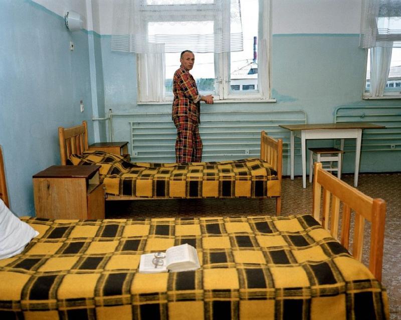 Keyzer12 Сибирская тюрьма в объективе бельгийского фотографа