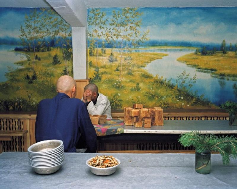 Keyzer15 Сибирская тюрьма в объективе бельгийского фотографа