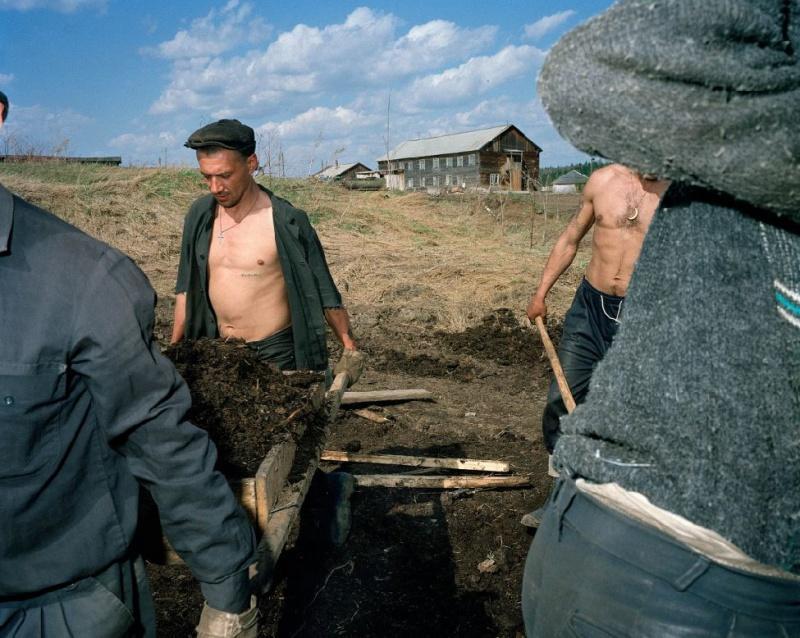 Keyzer16 Сибирская тюрьма в объективе бельгийского фотографа