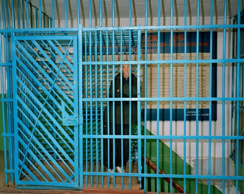 Keyzer19 Сибирская тюрьма в объективе бельгийского фотографа
