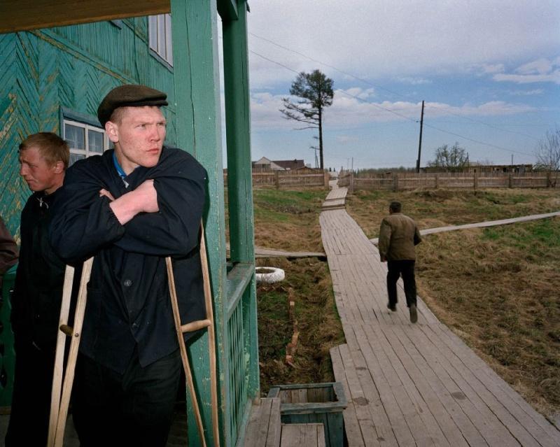 Keyzer21 Сибирская тюрьма в объективе бельгийского фотографа