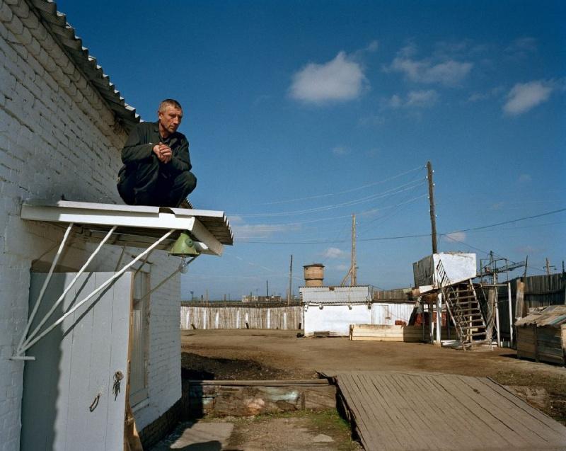 Keyzer23 Сибирская тюрьма в объективе бельгийского фотографа