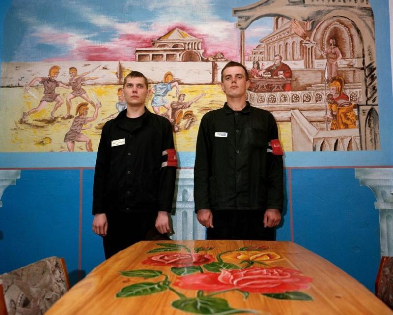 Keyzer24 Сибирская тюрьма в объективе бельгийского фотографа