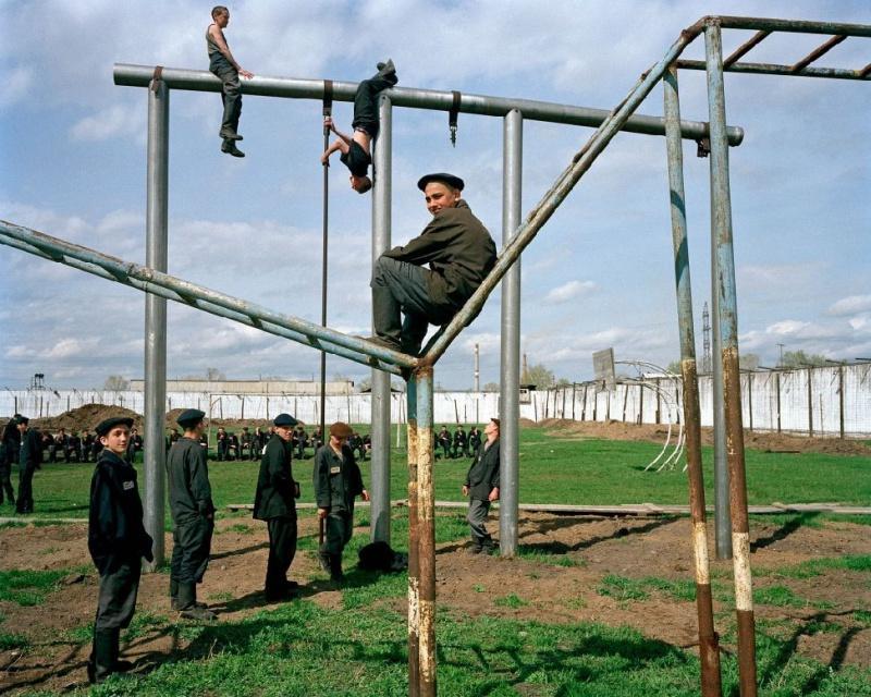 Keyzer26 Сибирская тюрьма в объективе бельгийского фотографа
