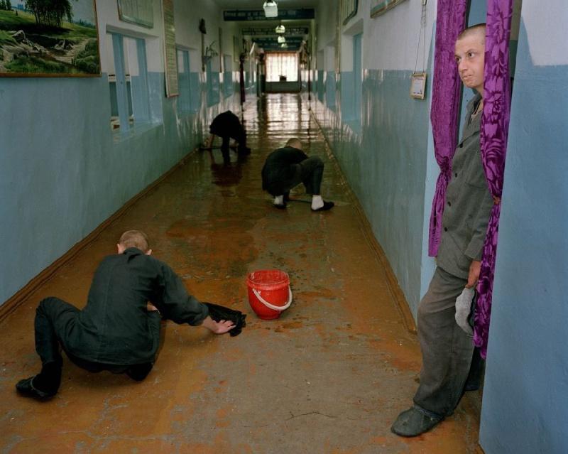 Keyzer27 Сибирская тюрьма в объективе бельгийского фотографа