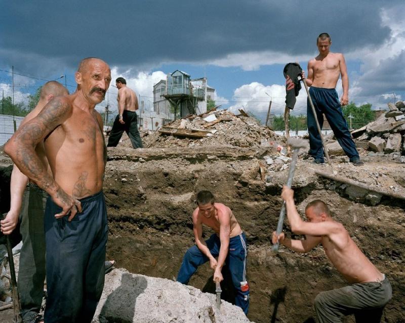 Keyzer37 Сибирская тюрьма в объективе бельгийского фотографа