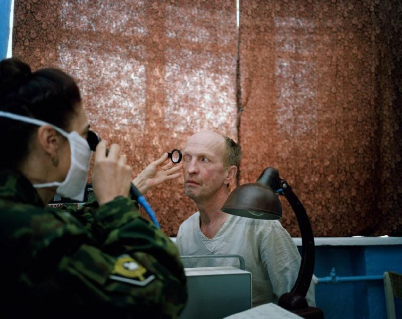 Keyzer39 Сибирская тюрьма в объективе бельгийского фотографа