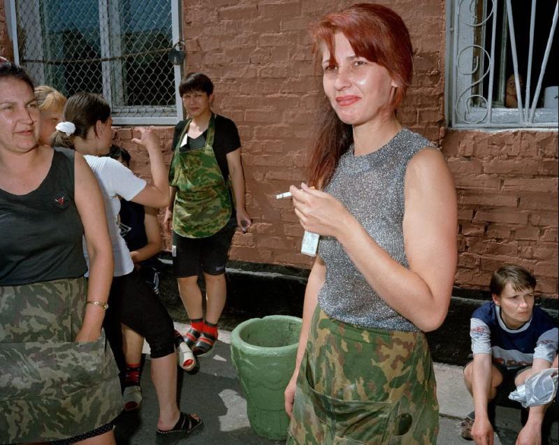 Женские тюрьмы россии знакомства