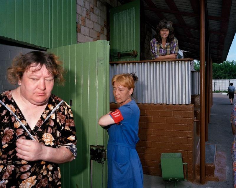 Keyzer46 Сибирская тюрьма в объективе бельгийского фотографа